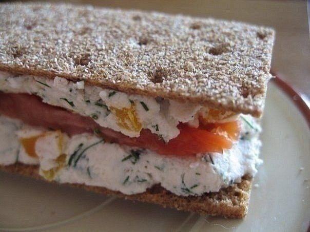 Найправильніший бутерброд для дієти!