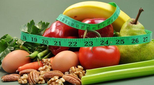 Збалансованість щадна дієта для схуднення