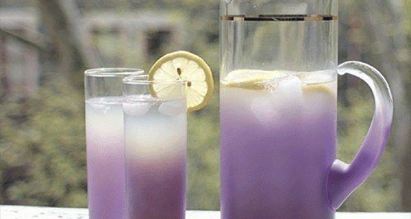 Зробіть свій власний лавандовий лимонад: заспокойтеся і позбудьтеся від головного болю!