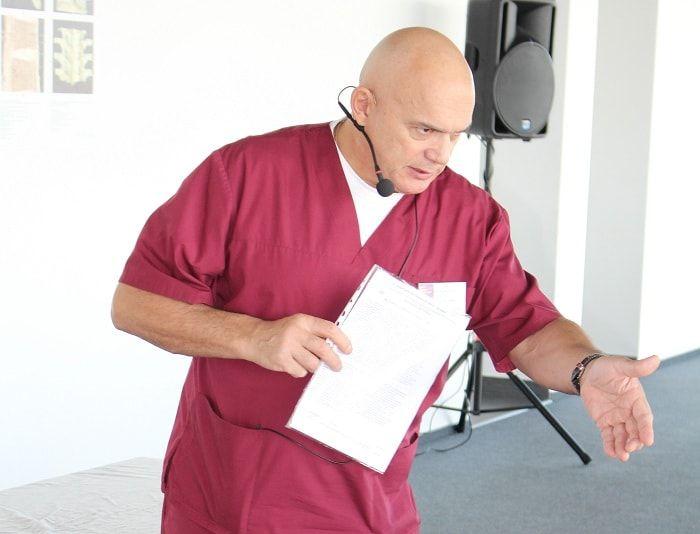 Сергій бубновський: «болить хребет? Відмовтеся від компресів і займіться гімнастикою »