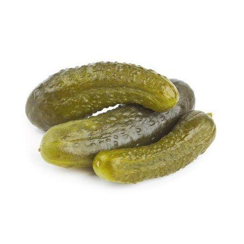 Скільки калорій в малосольних огірках?