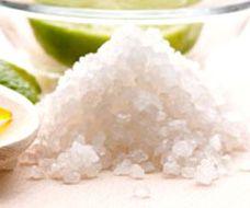 скраб з солі