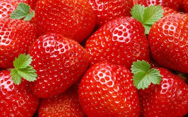 Соковита і вітамінна полуниця