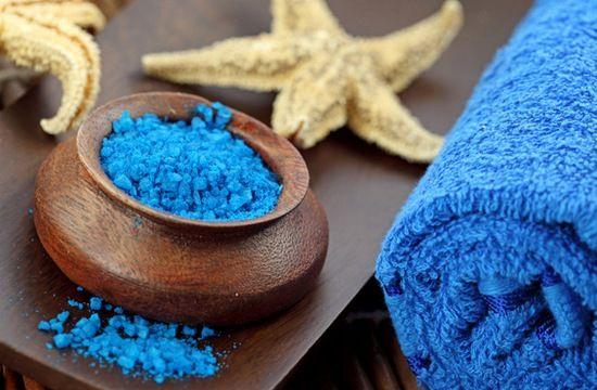 Морська сіль: застосування