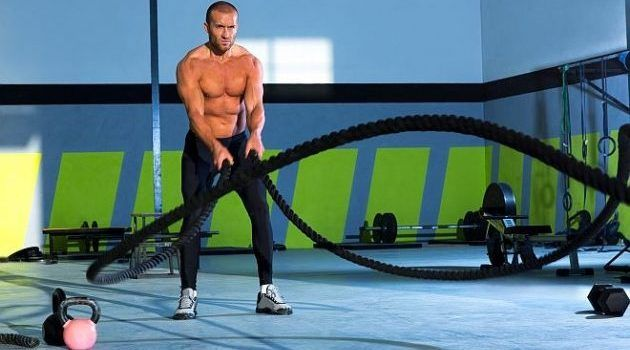 Божевільна тренування: 9 вправ тисячі повторень