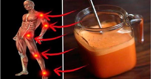 Супер потужний засіб для лікування суглобів і кісток!