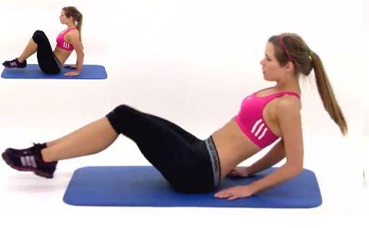 Прибираємо жир з низу живота: 4 кращих вправи