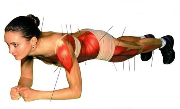 Зміцнити всі м`язи і позбутися від зайвої ваги, використовуючи тільки одну вправу!