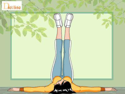 Вправи для ніг (в діфку)