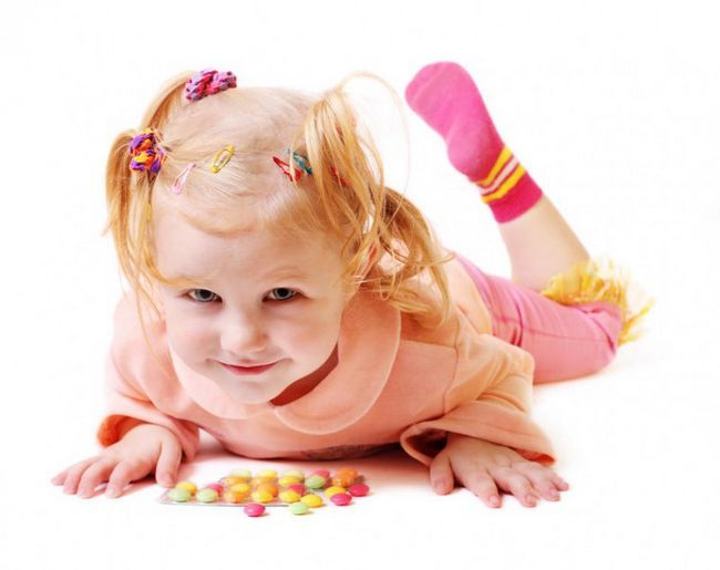 У чому користь вітамінів для дітей різного віку?