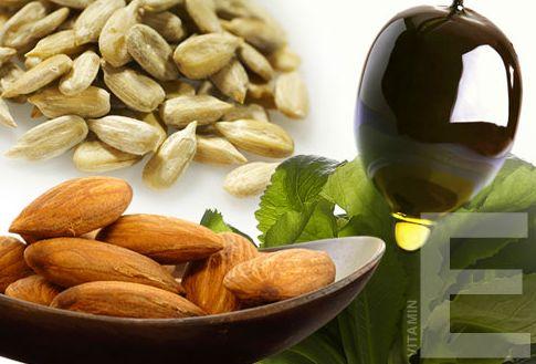 Вітамін е як один із засобів проти випадіння волосся і посічених кінчиків