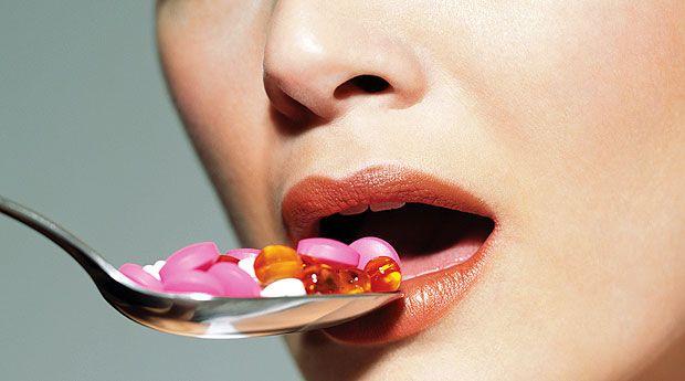 Вітаміни для зниження апетиту