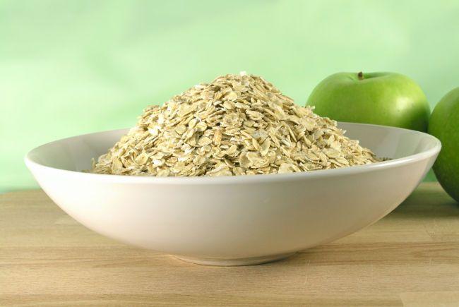Вітаміни і корисні речовини в вівсянці