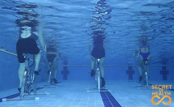 Водні вправи: кращий спосіб спалити калорії (відео)