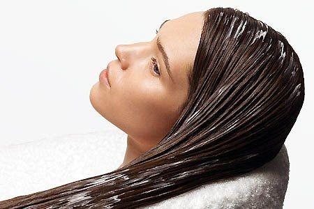 Відновлення волосся за допомогою бальзаму