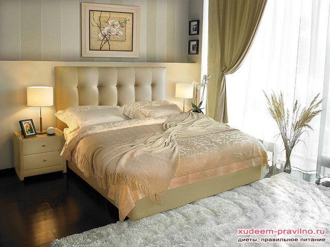 вибір ліжка