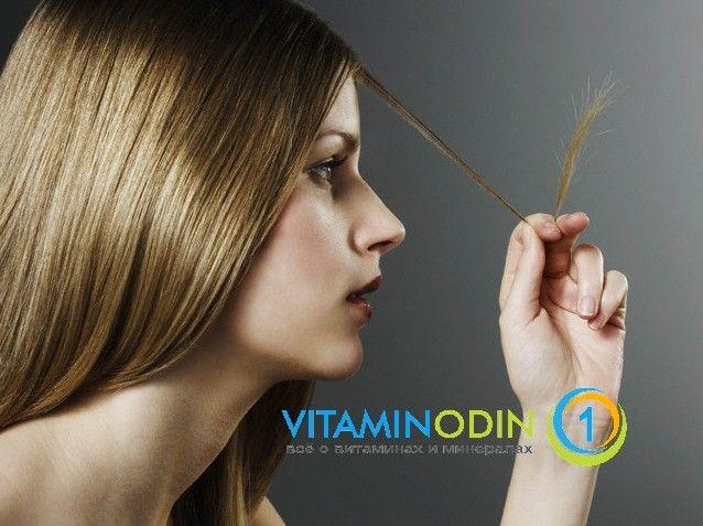 Випадає волосся? Які вітаміни необхідні