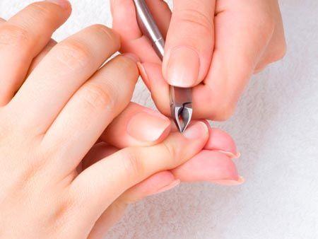 Турбота про кутикуле - красиві нігті