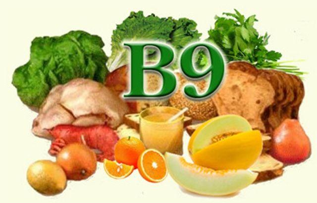Навіщо нам потрібна фолієва кислота (вітамін в9)?